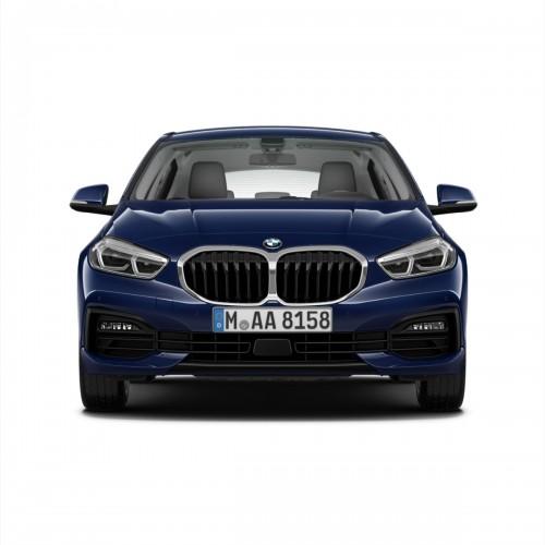 BMW 1 Saloon